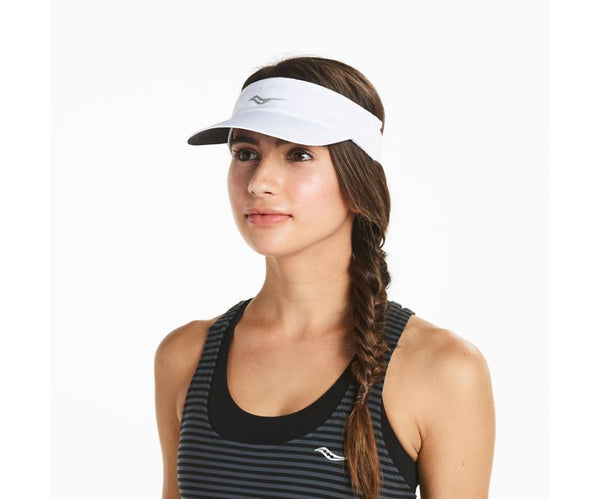 Saucony Speed Run Visor