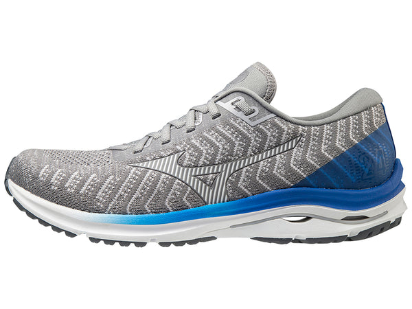 Mizuno Men's Wave Rider Waveknit 24 Neutral Road Running Shoe