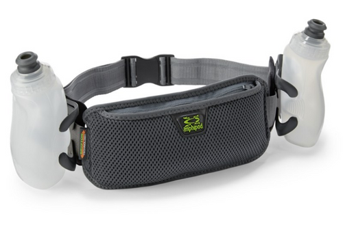 Amphipod RunLite 10k Two-bottle Hydration Belt and Pack
