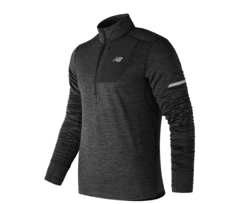 New Balance Men's Heat Quarter Zip