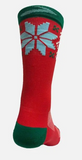 Brooks Ugly Sweater Pacesetter Crew Sock