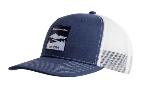 Brooks Discovery Running Trucker Hat
