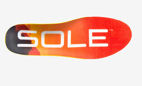 Sole Performance Footbed with Metatarsal Pad