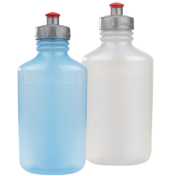 UltrAspire UltraFlask 550 mL Hybrid Water and Drink Bottle