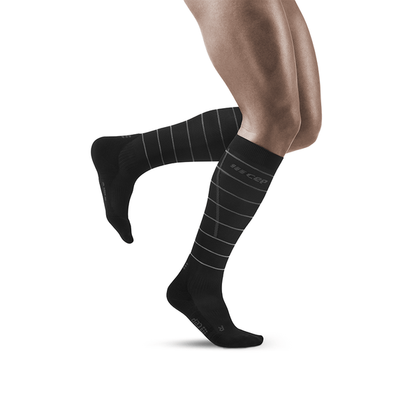CEP Men's Reflective Compression Socks