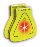 Amphipod Vizlet LED Reflector Triangle 2 pack