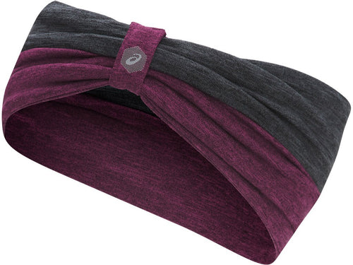 ASICS women's athletic Thermopolis running headband earwarmer