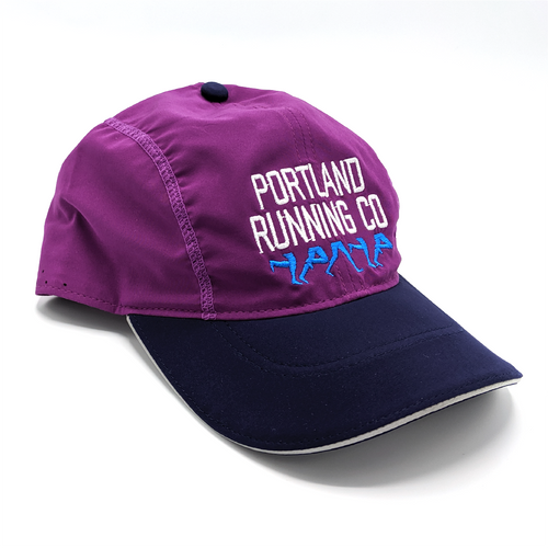 Brooks Chaser Running Hat with PRC Logo