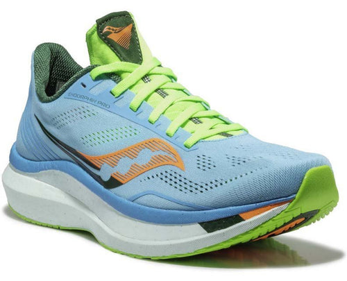 Saucony Men's Endorphin Pro Road Running Shoe Future Blue