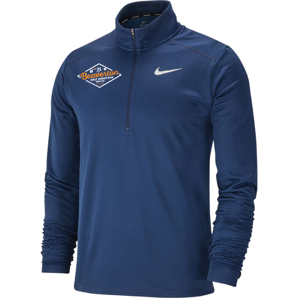 Beaverton Half Marathon 2019 Men's Nike Half Zip