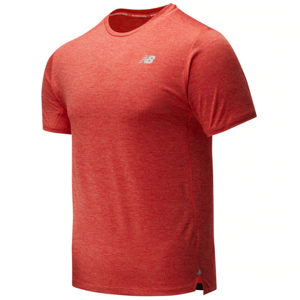New Balance Men's Impact Short Sleeve Running Top