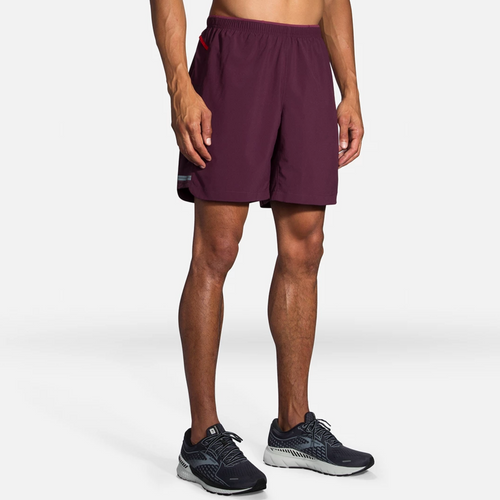 "Brooks Men's 7"" Sherpa Technical Running Shorts"