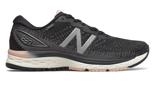 New Balance Women's 880 v9 GTX waterproof neutral l road running shoe