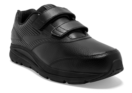 Brooks Men's Addiction Walker 2 V-strap Velcro Walking Shoe