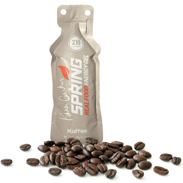 Spring Energy Koffee flavor energy gel