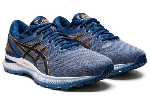 Asics Men's Gel-Nimbus 22 neutral road running shoe