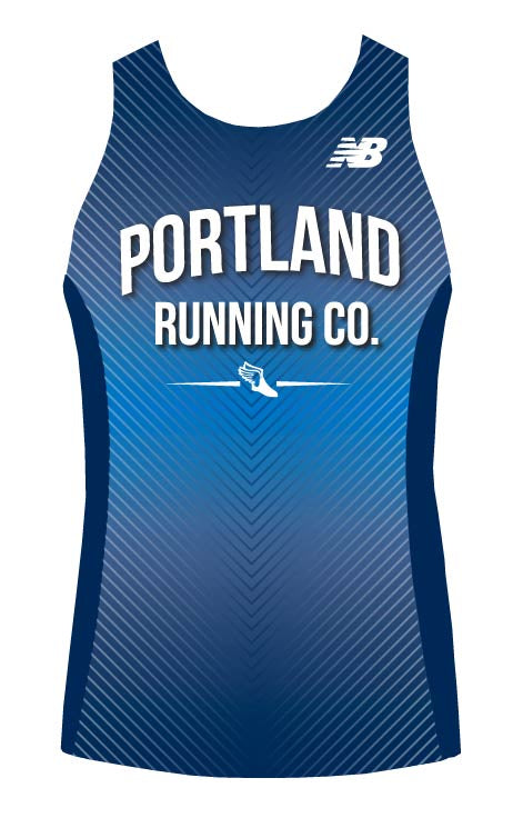 PRC Race Team men's 2020 singlet uniform jersey New Balance running tank