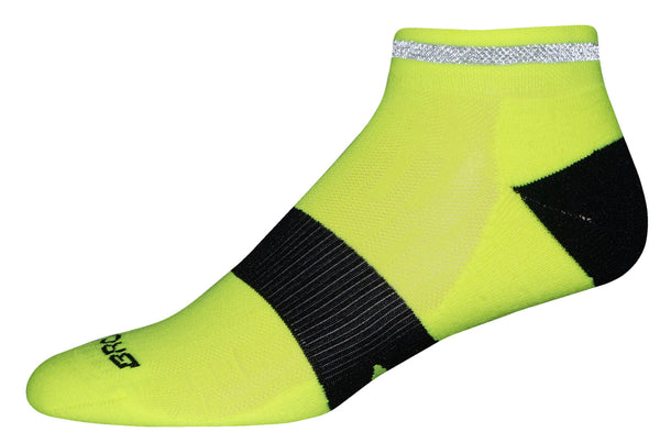Brooks Nightlife Tab Running Sock