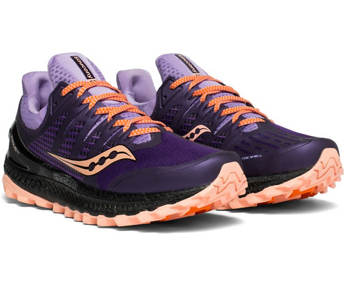 Saucony Women's Xodus ISO 3 Trail Running Shoe