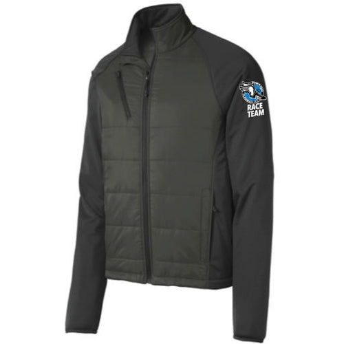 PRC Race Team 2019 Men's Hybrid Softshell Jacket