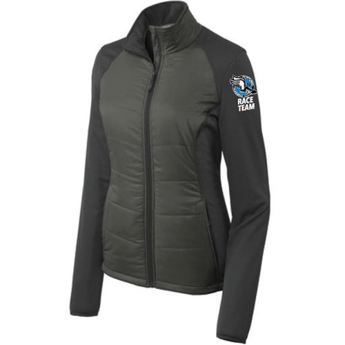 PRC Race Team 2019 Women's Hybrid Softshell Jacket