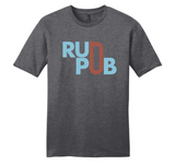 Run Pub Men's Cotton Poly Tee