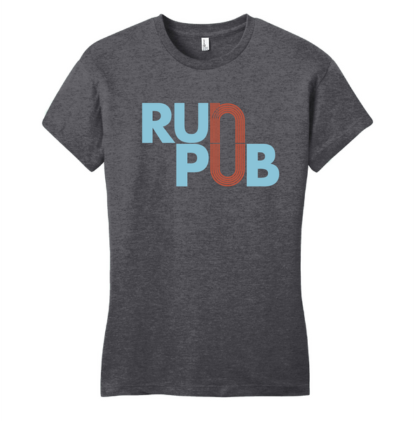 Women's Run Pub Tee