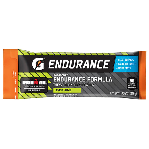 Gatorade Endurance Drink Powder Two-serving Packet