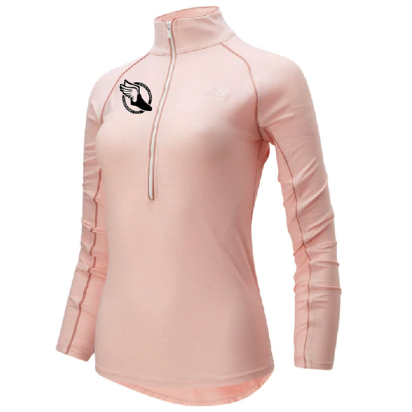 New Balance Women's Transform 1/2 Zip