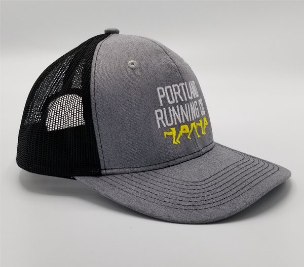 PRC Snap Back Trucker Hat