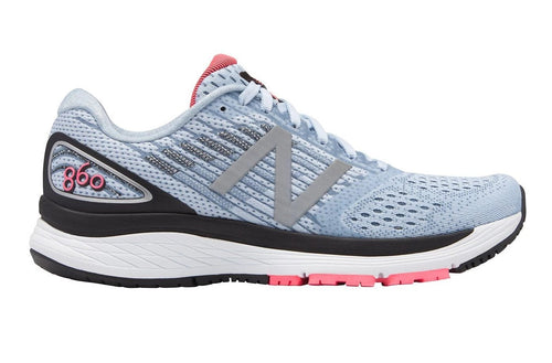 New Balance Women's 860 v9 Supportive Road Running Shoe Wide D