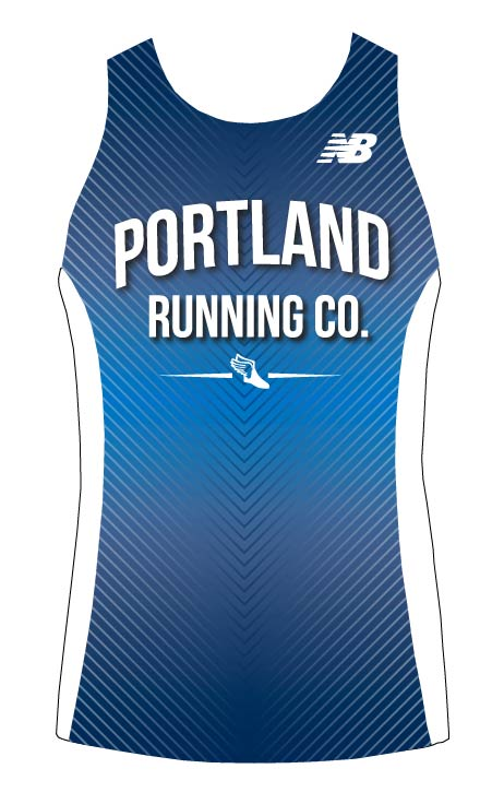 PRC Race Team women's 2020 jersey singlet uniform new balance running tank