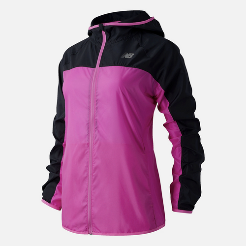New Balance Women's Windcheater 2.0 Lightweight Running Jacket