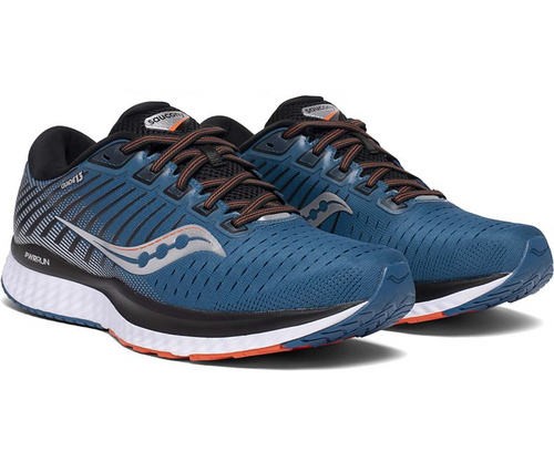 Saucony Men's Guide 13 Wide Stability Road Running Shoe
