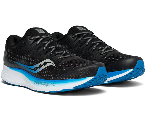 Saucony Men's Ride ISO 2 neutral road running shoe