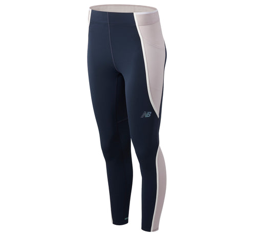 New Balance Women's Q Speed Fuel Novelty 7/8 Tight