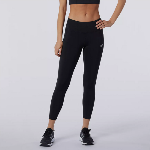 New Balance Women's Impact Run Crop Tight Pant