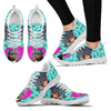 Valentine's Day Special-Miniature Pinscher Dog Print Running Shoes For Women-Free Shipping