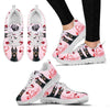 Valentine's Day Special-Doberman Pinscher Print Running Shoes For Women-Free Shipping
