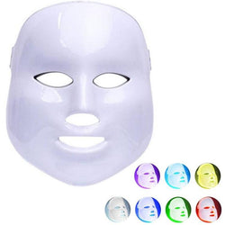 7 Colors LED Facial Mask – Your At-Home Skin Photon Therapy