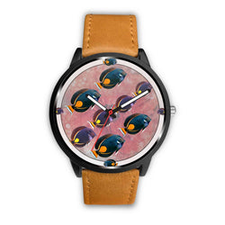 Achilles Tang (Acanthurus Achilles) Fish Print Wrist watch - Free Shipping