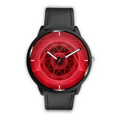 Abstract Design Print Wrist Watch - Free Shipping
