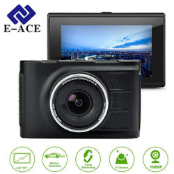 "Auto - Mini Auto DVR's Car Detector Dash CAM 3"" Display Video Recorder"