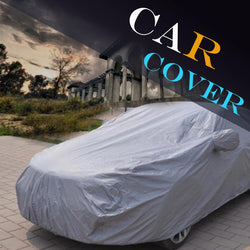 Auto - SUV Sunshade Outdoor Sun Rain Snow Cover Anti UV Scratch Resistant Dustproof Car Cover
