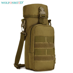 Backpacks - Military Tactical Bag Running Water Bottle Bag Hydration Pack Pouch Kettle - Outdoor Hiking