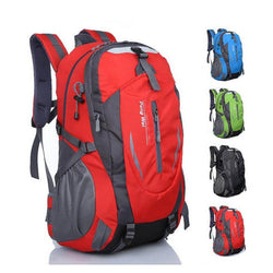 Backpacks - Multi-function Men Backpack High Quality Mountaineering Nylon Laptop Backpacks