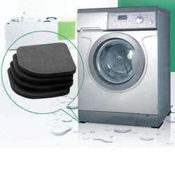 Bathroom - 1 Set Non-Slip Shock Anti-vibration Pads For Washing Machine