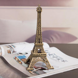 Bedroom - 1Pc Creative Gifts - Metal Art Crafts Paris Eiffel Tower