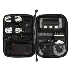 Cases - Electronic Accessories Travel Bag Nylon Mens Organizer For Data Lines SD Card USB MISC Device Bag