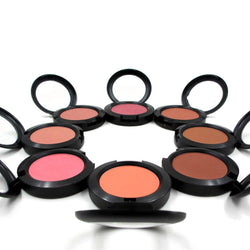 Cosmetics - Makeup Cheek Blush Powder 8 Color Blusher Pressed Foundation Face Makeup Blusher